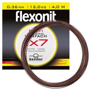 Flexonit 1x7 - 0,45mm / 20,0 kg / 4m