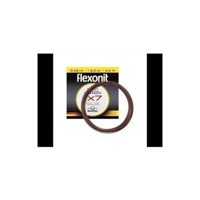 Flexonit 1x7 - 0,54mm / 28,0 kg / 4m