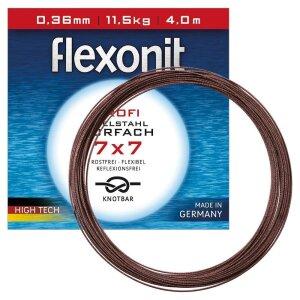 flexonit Meterware - 0,45mm / 20,0kg / 1m