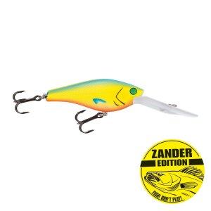 Jackson Zanderwobbler 6.0 blue yellow orange