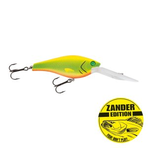 Jackson Zanderwobbler 6.0 yellow green orange