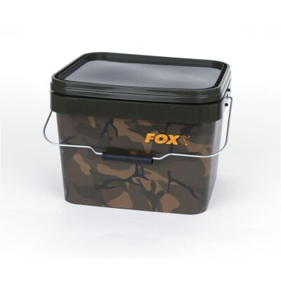 Fox Camo Square Bucket 17l