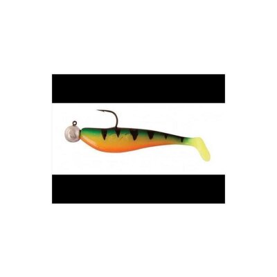 Fox Rage Zander Pro Loaded 12cm Firetiger  4/0 12g 3...