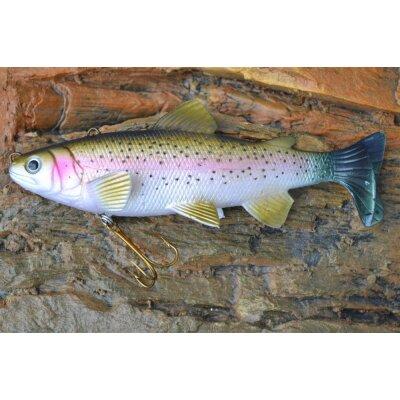 Jenzi Realistic Trout - Brown Trout 15cm