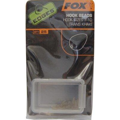 Fox Hook Bead Size 7-10 x25
