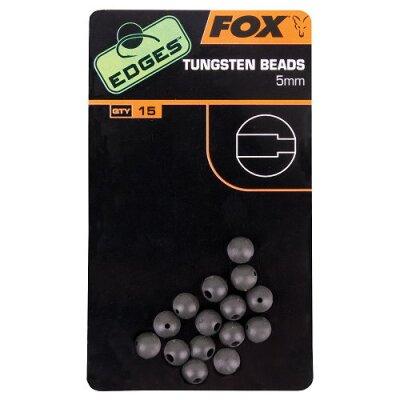 Fox Tungsten Beads 5mm