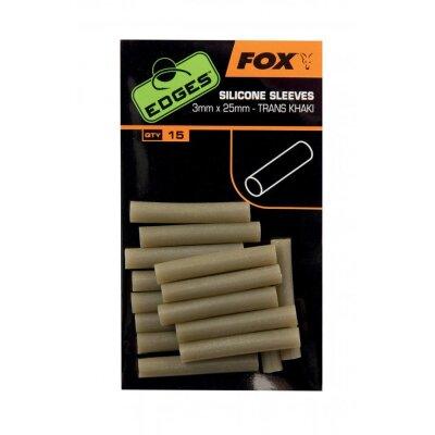 Fox Silicone Sleeves 3x25mm