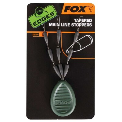 Fox Tapered Main Line Stoppers