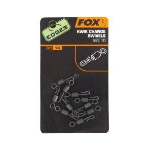 Fox Kwik Change Swivel Size 10