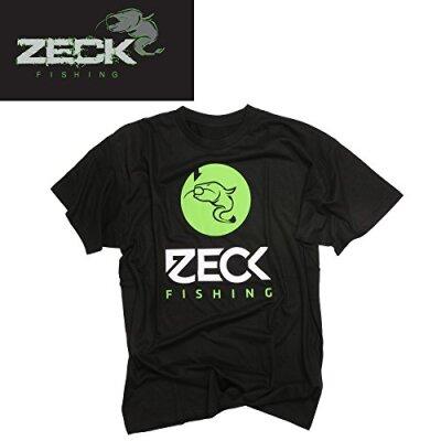 Zeck T-Shirt Black L