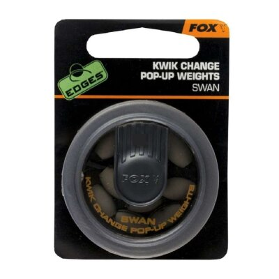 Fox Kwik Change Pop Up Weights - Swan