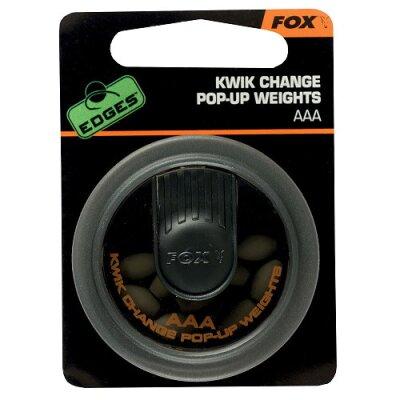 Fox Kwik Change Pop Up Weights - AAA
