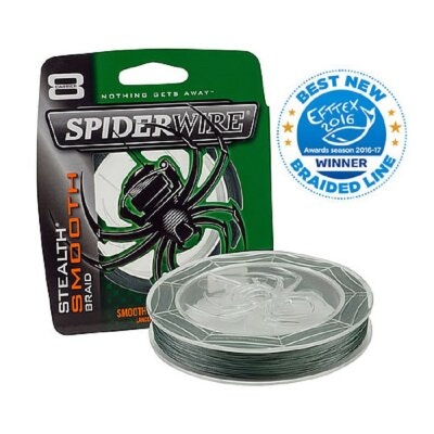 Spiderwire Stealth Smooth 8 Moos Green 300m