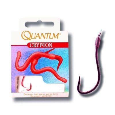 Quantum Crypton Tauwurm