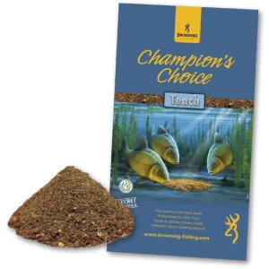 Browning Champions Choice Grundfutter 1kg Tench