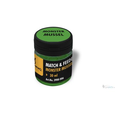 Browning - Match and Feeder Dip grün Monster Mussel...