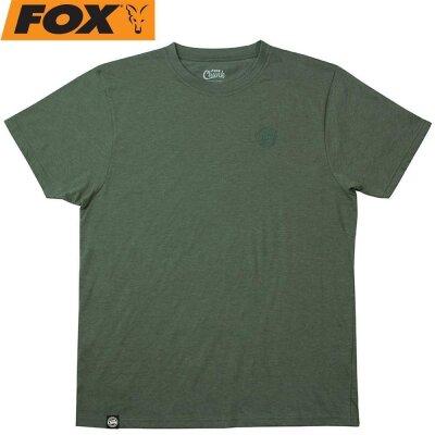 Fox Chunk Heather Classic T-Shirt