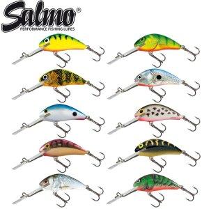 Salmo Hornet Super Deep Runner 5cm