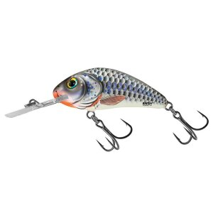 Salmo Rattlin Hornet Floating 5,5cm Silver Holographic Shad
