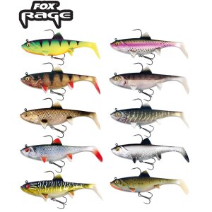 Fox Rage Replicant wobble 23cm 140g Jointed 23cm 150g