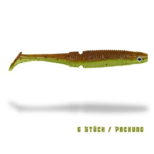 Combat Shads Strong Garlic 7,5cm 2 Stück Private...