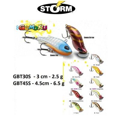 Storm Gomoku Bottom 4,5cm 6,5g