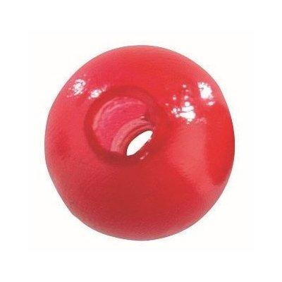 Balzer Shirasu Glasperlen rot 8mm 10Stück