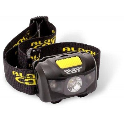 Black Cat Kopflampe
