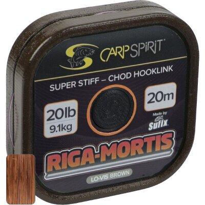 Carp Spirit Riga-Mortis 20m 9,10kg super steif