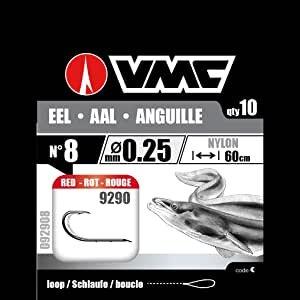 VMC Aalhaken ror Gr.1 Ø0,35mm 60cm