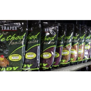 Traper Method Feeder Ready 750g fertigesMethod Feederfutter