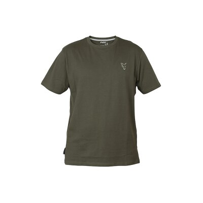 Fox Collection Green/Silver T-Shirt