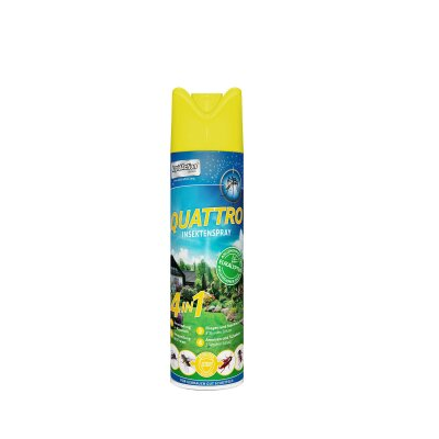 RapidAction Quattro Spray 600ml