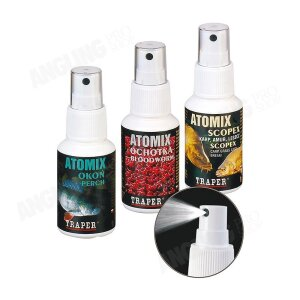 Traper Spray Atomix Vanille 50ml