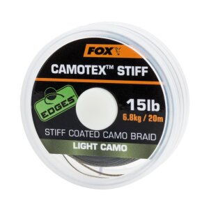 Fox Camotex Light Stiff 15lb 20m