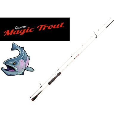 Quantum Magic Trout Bloody Sword 2,2m 1-8g