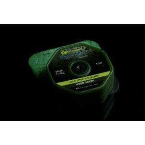 Ridge Monkey RM Tec Lead Free Hooklink10m 25lb 11,3kg Weed Green