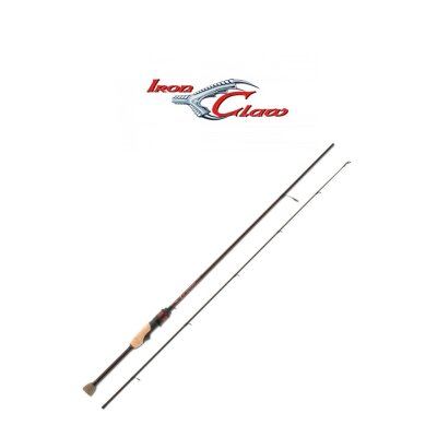 Iron Claw High V Red Ultra Light 1,98cm 0,5-6g