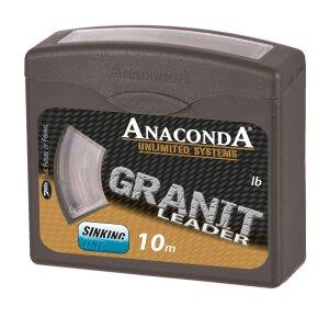Anaconda Granit Leader 10m 25lb