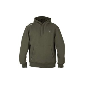Fox Collection Green Silver Hoody L