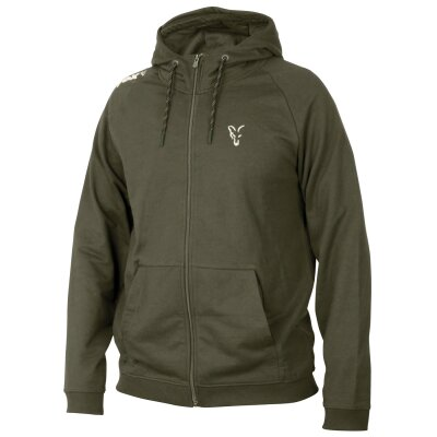 Fox Collection Green-Silver LW Hoody XXL