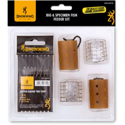 Browning Big & Specimen Fish Feeder Kit