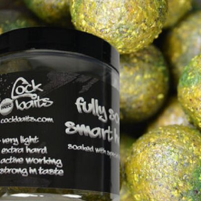 Cockbaits Penny Spice Fully Soaked Smart Hooker, 100g Dose 17mm Dumble