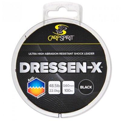 Carp Spirit Dressen X Black Shock Leader 0,70mm 100m 27,50kg