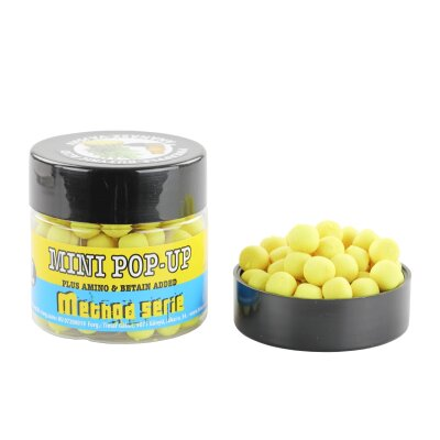 Timar Mix Method Mini Pop Ups 7mm 35g Knoblauch