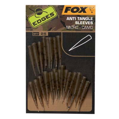 Fox Camo Micro Anti Tangle Sleeves