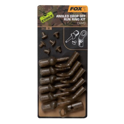 Fox Camo Angled Drop Off Run Rig Kit