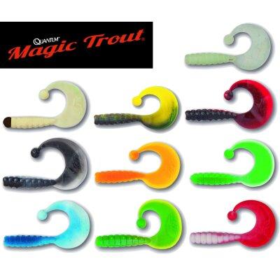 Quantum Magic Trout Curly B-Bobbles 4,2cm 1,1g 10St....