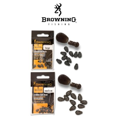 Browning Connector Bead