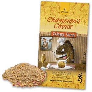 Browning Champions Choice Grundfutter 1kg Crispy Carp